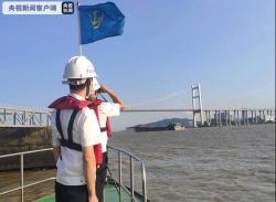 广东虎门大桥通航水域恢复通航