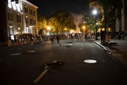中国驻美使领馆提醒在美中国公民警惕当地暴力示威