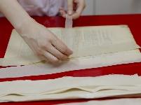 保管珍贵档案 留存历史记忆