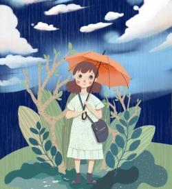 潮湿湿湿湿湿!梅雨季节如何养生?