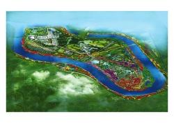 射阳依法加快日月岛生态旅游区项目建设