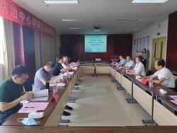滨海县人民医院卒中中心接受省卒中学会现场认证