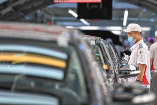 红旗品牌汽车上半年累计销量突破70000辆