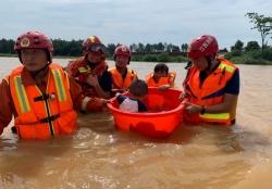 国家防总增派6个部级工作组赴7个重点地区指导检查防汛救灾