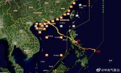 中央气象台:今年7月以来西北太平洋和南海无台风生成