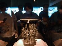 國博舉辦寶雞出土青銅器展