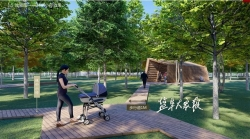 确保8月8日开园!盐龙体育公园工程建设进展顺利