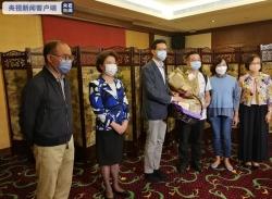 """首支""""内地核酸检测支援队""""7名""""先遣队""""队员赴香港协助开展实验室工作 受到各界热烈欢迎"""