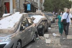 贝鲁特爆炸致至少78死4000伤 官方证实2700吨硝酸铵爆炸