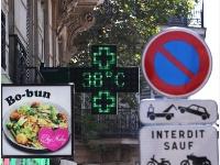 热浪袭法国