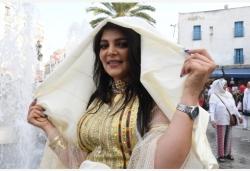 突尼斯庆祝全国妇女节
