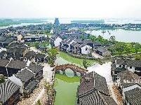 """大纵湖――江苏""""最美水地标"""""""