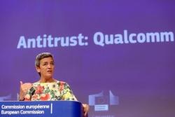 歐盟重罰高通