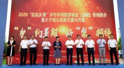 """江苏盐城:创新推动农旅领域""""万企联万村、共走振兴路"""""""