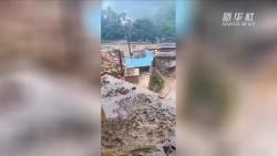 云南:突發泥石流致昆河米軌鐵路開遠至河口區間中斷