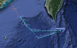 美军在中国周边动作频频 航母、巡逻机同时现身东海南海