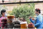 喀什古城待客來