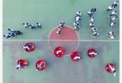 浙江景寧:畬族傳統體育運動熱校園