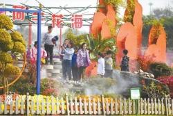 大豐:全域旅游鋪開秀麗畫卷