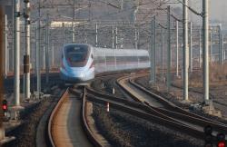 """新型""""復興號""""動車組在西南地區正式載客運營"""