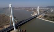 安徽巢湖大桥建成通车