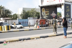 也門稱外國軍事專家參與襲擊亞丁機場