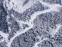烏蒙山鄉冬景