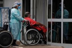 巴西發現新型變異新冠病毒