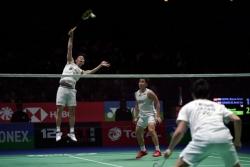羽毛球男雙世界第一蘇卡穆約感染新冠病毒無緣泰國賽