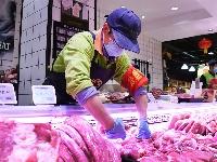 北京超市:備足貨量保障節前供應