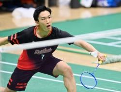 世界頭號羽毛球男單桃田賢斗確診感染新冠病毒