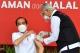 印尼總統佐科對全國直播接種中國新冠疫苗
