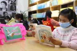 东台镇:留东过年子女  约读书房度假