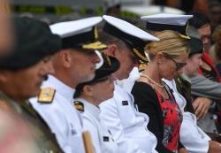 新西兰克赖斯特彻奇举行地震十周年悼念仪式