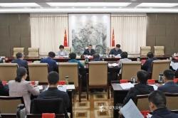 市委中心組舉行學習交流會 全面系統學習《論中國共產黨歷史》 市委書記戴源主持會議
