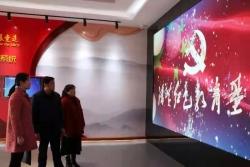 潘黃街道人大工委組織人大代表開展黨史學習教育