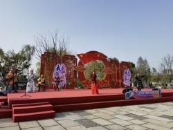 科城街道包攬在鹽外國人唱中文歌曲大賽前三名