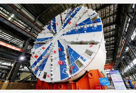 盾构机推拼同步技术在上海试验成功