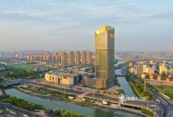 城市新高度 商业新境界!龙8app下载国投打造,先锋国际广场全面建成!