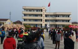 """白驹镇开展""""全民国家安全日""""主题教育活动"""