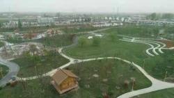 盐都草房子乐园景区建设扫尾  将于6月1日正式对外营业