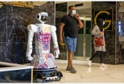 南非:酒店引入机器人服务