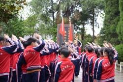 东台市中小学党史学习教育遍地开花