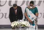 卢旺达举行活动纪念大屠杀27周年