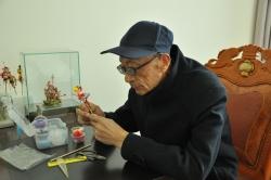 八旬面塑艺人刘武戈:指尖上的守望