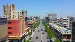 """展现""""北上海""""风情  大丰人民路海派风情街""""五一""""开街"""