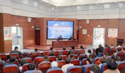 盐都区郭猛镇举办2021年重点群体创业意识培训班