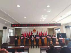 通榆镇:创新模式抓党建  焕发组织新活力