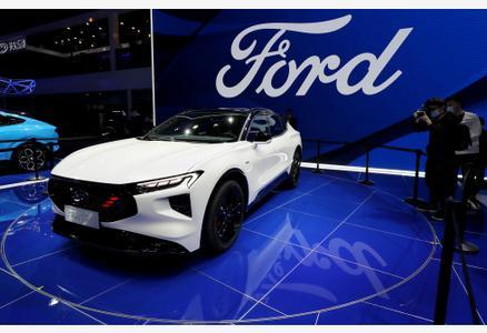 上海车展开幕 新能源车型受关注