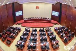 江蘇省十三屆人大常委會第二十二次會議閉幕
